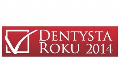 Maciej Szklarczyk Dentystą Roku 2014